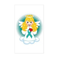 Angel-Watching-Over-Me-Teal-Ri Decal