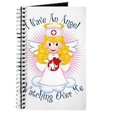 Angel-Watching-Over-Me-Nurse Journal