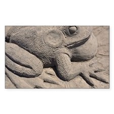 Port Hueneme Sand Sculpture Decal