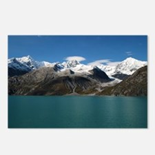 Alaska Glacier Bay Postcards (Package of 8)