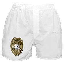 GoldBadgrLarge Boxer Shorts