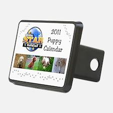 Puppy calendar cover4 Hitch Cover