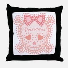 starry-eyed-sk-LTT Throw Pillow