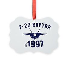 varsity-f22-97-navy Ornament
