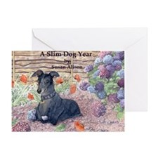 He knew his help was invaluable w ca Greeting Card