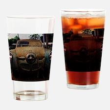 old_studebaker copy Drinking Glass
