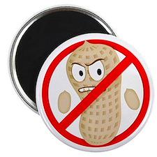 Angry_Peanut_Tshirt Magnet