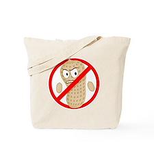Angry_Peanut_Tshirt Tote Bag