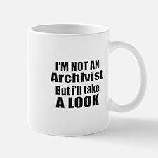 I Am Not Archivist But I Will Ta Mug