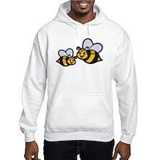 New Mom Bee -dk Hoodie