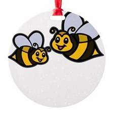 New Mom Bee -dk Ornament