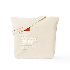 wong_tang_xprnt Tote Bag