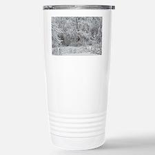 FebruarySnowEatonOhio Stainless Steel Travel Mug