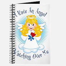 Angel-Watching-Over-Me-EMT Journal