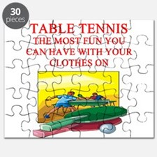 table tennis joke Puzzle