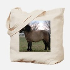 pony_mpad Tote Bag