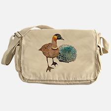 NeNe - Hawaiian Goose extra large pr Messenger Bag