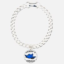 Daddys Wingman Bracelet