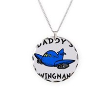 Daddys Wingman Necklace
