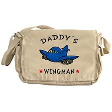 Daddys Wingman Messenger Bag