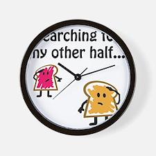 pbjsearch Wall Clock