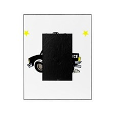 Policeman -dk Picture Frame