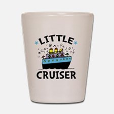 Cruiser Shot Glass