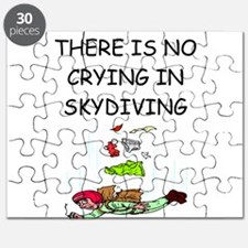 skydiving gifts Puzzle