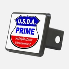 USDA- Black Hitch Cover