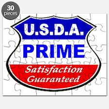 USDA- Black Puzzle
