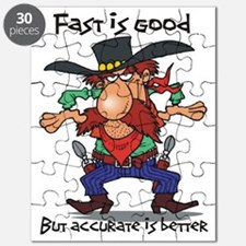 fast is good Puzzle
