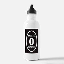 milezerokeywestovals20 Water Bottle