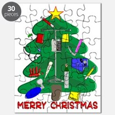 Merry Christmas Medical Puzzle