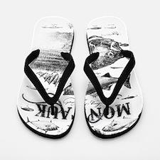 newmultishirtmontaukfpo Flip Flops