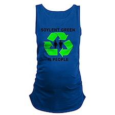 Soylent Green Maternity Tank Top