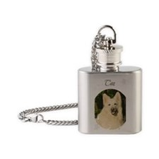 coz-stocking Flask Necklace