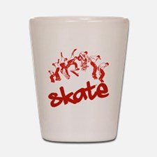 skate bb Shot Glass