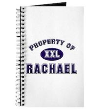 Property of rachael Journal