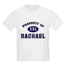 Property of rachael Kids T-Shirt