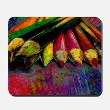 geo_lights_Colored_pencils copy Mousepad