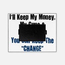 I-ll-keep-my-money-(white-shirt) Picture Frame