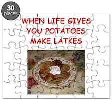 latke joke Puzzle