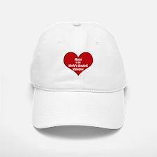 Greatest Valentine: Moses Baseball Baseball Cap