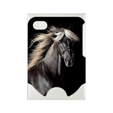 choco_443_iphone_case Rectangle Magnet