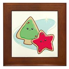 cookies Framed Tile