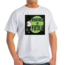 resistance-is-futile-sq T-Shirt