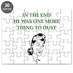 lazy husband divorce joke Puzzle