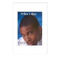 Da Black Don Postcards (Package of 8)