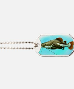 Red-Tailed Catfish Dog Tags