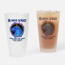 NORTH SHORE BIG WAVE SCIENCE Drinking Glass